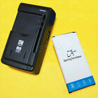 5280mAh Battery or Home Charger Option for Samsung Galaxy Alpha G850 EB-BG850BBU