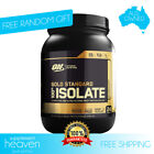 Optimum Nutrition Gold Standard 100% Isolate 24 Serves Whey WPI Protein Powder