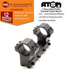 1 piece high profile rifle scope mount to fit dovetail rails / 25mm or 30mm ring