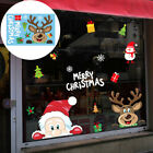 1pc Christmas Wall Stickers Wall Window Glass Sticker Mural Home Wall Decoration