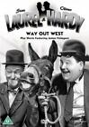 Laurel And Hardy - No. 3 - Way Out West Plus Shorts (DVD, 2006)
