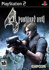 Resident Evil 4 (Sony, PS2, Playstation 2) Used