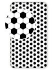 Football Soccer Bed Sheet 90 x 200 9 13/16in