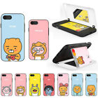Kakao Friends Door Bumper Case for Samsung Galaxy Note20 Note10 Note9 Note8Note5