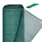 Fence Netting Green 1m, Privacy Shield, Fencing Cover, Railing Net, Garden