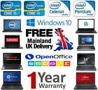 Cheap Fast Dual Core I3 I5 Laptop Windows 10 4gb 8gb Ram Ssd Warranty Office