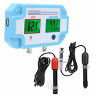 3 in 1 PH ORP Temperture Water Quality Detecor ABS On Line Water Quality Tester