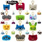 """Fuggler Clip On 5"""" Keychain Funny Ugly Monster With Teeth - 24 Available *NEW"""