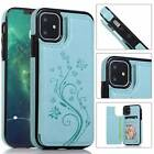 Full Shockproof Leather Card Slot Wallet Case For Iphone 12 11 6 7 8 Plus Xs Max