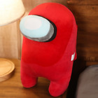 20/30cm Among Us Christmas Plush Soft Stuffed Toy Doll Game Plushie Kids Gift US