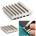 50x45mm Leather Tools Grinding Edge Skiving for Bevel Cutting Leathercraft