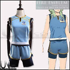 Fire Emblem: Three Houses Byleth Blue Lion Uniform Cosplay Costume Customize