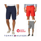 NEW!!! Tommy Hilfiger Men Core Classic Fit Flat Front Shorts VARIETY!!!