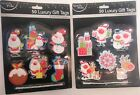 50 LUXURY CHRISTMAS GIFT TAGS CUTE TRADITIONAL 6 ASSORTED DESIGNS PRESENT LABELS