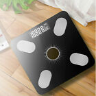 Electronic LCD Digital Bathroom Scales BMI Fitness Body Weight Scale w/ Battery