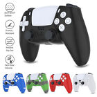 For PS5 Controller Soft Silicone Rubber Case PlayStation 5 DualSense Skin Cover