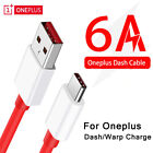 Original oneplus USB TYPE-C 6A Fast Charge DASH/WARP Charge Cable For OnePlus