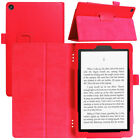 Smart Leather Stand Case For Amazon Kindle Fire 7/HD 8/HD 10 2019 Tablet Cover