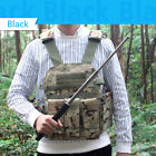 2 X Trekking Pole Climbing Crutches  9.5-26'' with Carrying BagTactical, Molle Pouches - 177900