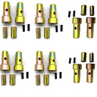 2/3/4/5/6 Sets Fits CATegory 1 Quick Hitch Adapter Bushing Kit for John Deere