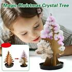 Growing Paper Tree Toy Boys Girls Novelty Xmas Gift Christmas For Child P9p2