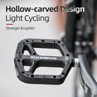 ROCKBROS Bike Pedals Nylon Composite Bearing 9/16