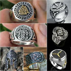 Fashion Jewelry 925 Silver Rings For Men Party Rings Free Shipping Size 6-13