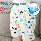 Diaper Skirt Shorts Cotton Bamboo Fiber Anti Bed-wetting Toilet Training Pants