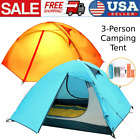 Outdoor Camping Waterproof 3 Person Tent Automatic Pop Up Hiking Family