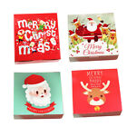 Christmas Design Diy Chocolate Pack Candy  Storage Gift Wrap Gift Treat Boxes