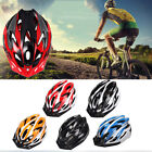 Casco de Seguridad Ultralight Bicicleta Adulto Ajustable Ciclismo