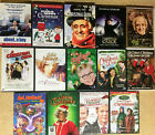Christmas DVD Collection - You Pick - Combined Ship $4 - Holiday Family XMAS