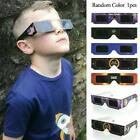 Solar Eclipse Observation Glasses Paper Frame Protect From Eclipse Solar U3y1