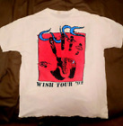 THE CURE vtg Wish 1992 Tour T Shirt 90s Band