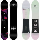 Ride Compact Damen Snowboard Freestyle all Mountain Rocker Board 2019-2020 New