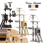 Cat Tree Pet Bed Climb Tower Kitten Scratching Scratcher Post Activity Centre