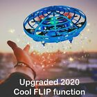 Hand Flying UFO Ball LED Mini Induction Suspension RC Aircraft Drone Kids Toy UK