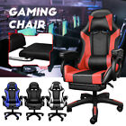 Office Executive Computer Chairs Gaming Chair Seating Racing Recliner Backrest