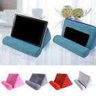 Cell Phone Tablet Pillow Holder Stand Foam Book Rest Reading Bed Support Cushion
