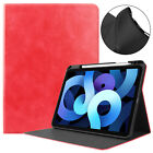 """For Apple iPad Air 4th Gen 10.9"""" 2020 Luxury Smart Flip Leather Stand Case Cover"""