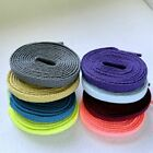 39 - 71 Inch Candy Color Shoelace Polyester Shoe Laces Flat Cords for Sneakers