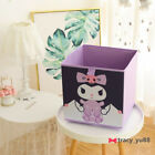 my melody little twin stars oxford fold Storage Boxes makeup bag cartoon new