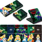 Classic 3D Hard Case with Alice Character for Samsung Galaxy Z Flip