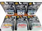 Carroll Shelby 50 Anniversary 1/64 Die Cast Metal Cars American Collectibles