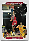 Michael Jordan singles from all series, 1992 through 2001. See description.