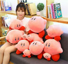 Kirby Doll Anime Pillow Plush Filling Toys Ornaments Room Decoration Present Cos