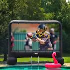 Inflatable Movie Projection Screen Outdoor TV Theater Cinema 14FT 16FT 20FT US