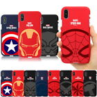 Hero Emblem Color Jelly Case for Samsung Galaxy A42 5G / A32 4G / A12