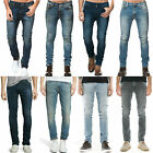 Nudie Mens Lean Dean Slim Tapered Fit Jeans  New with small defects  W28 - W31