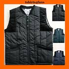 Mens Padded Quilted Bodywarmers Bodywarmer Body Warmer